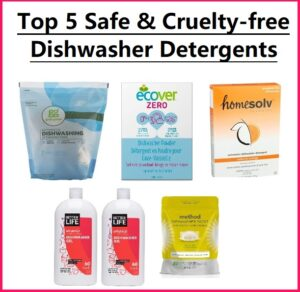 best cruelty free dishwasher detergent